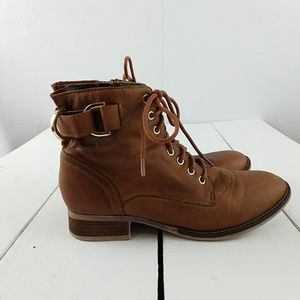 Aldo leather boots size 7.5